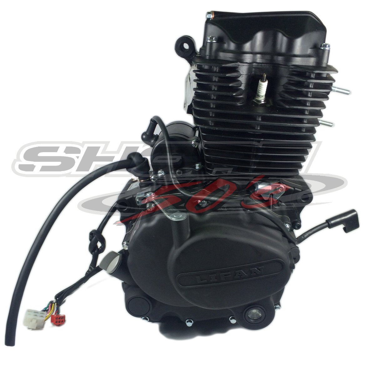 S P I W on Lifan 150cc Engine